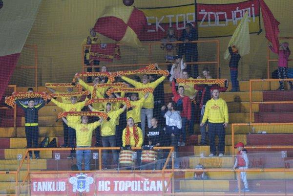 Topoľčianski hokejisti sa môžu oprieť o novovytvorený fanklub.
