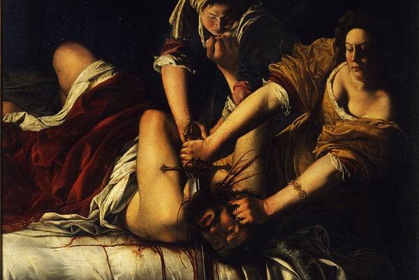 Zavraždenie Holoferna