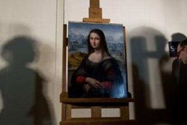Najstaršiu kópiu Mony Lisy odborníci vyčistili od neskorších náterov.