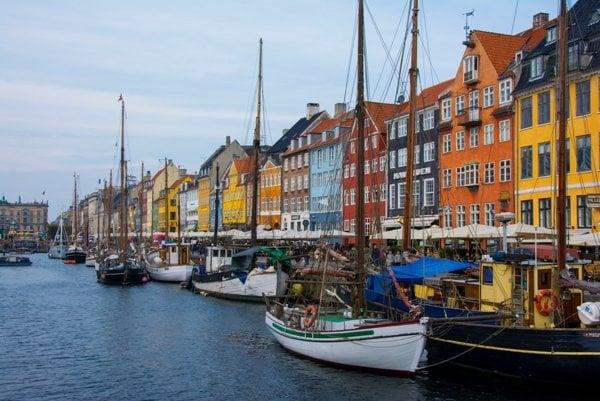 Spoznajte najkrajšie miesta Kodane