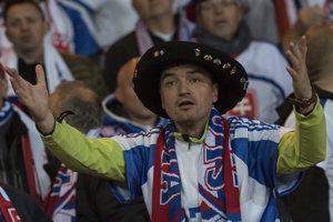 Do Glasgowa prišlo aj viacero slovenských fanúšikov.