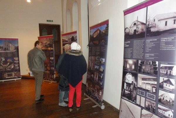 Výstava potrvá do 14. novembra.