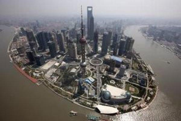 Centrum Šanghaja.