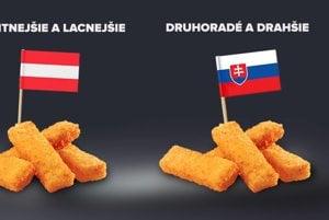 Potravinový samit v Bratislave.