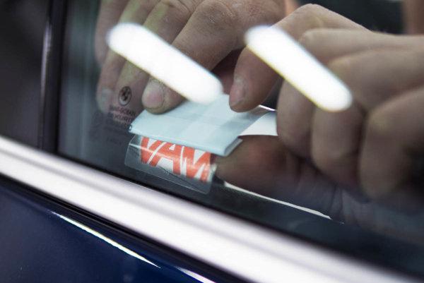 VAM systém je neprekonateľný, pretože je montovaný pre každé auto individuálne.