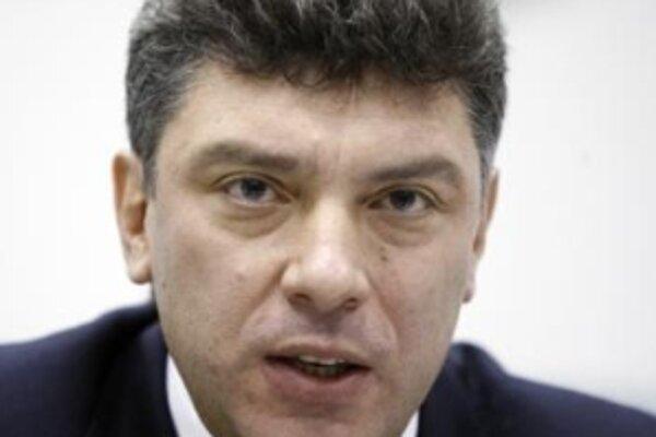 Boris Nemcov.