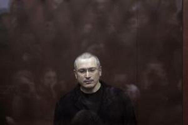 Organizáciu Otvorené Rusko založil kritik Kremľa a bývalý oligarcha Michail Chodorkovský.