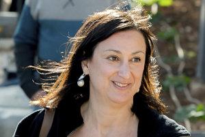 Daphne Caruanová Galiziová.