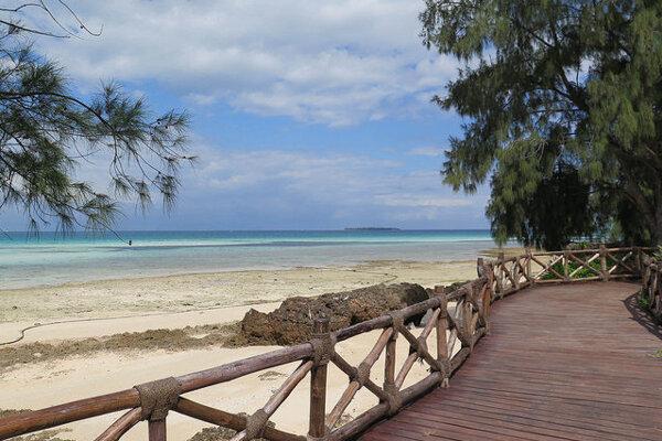 Zanzibar má unikátne pláže.