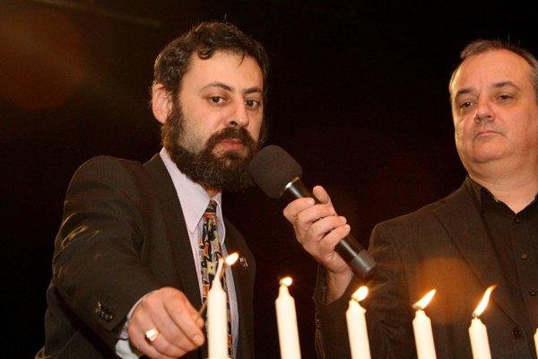 Rabín Misha Kapustin