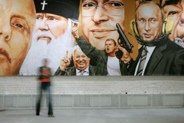 V jednej z amerických depeší sa píše o tom, že ruský premiér Vladimir Putin vedel o plánovanej  vražde bývalého agenta Litvinenka (úplne vľavo).