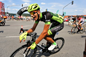 Jedným z najväčších prekvapení v slovenskej cyklistike je 21 ročný Ján Andrej Cully, ktorý zbiera úspechy už v prvom roku medzi profesionálmi.