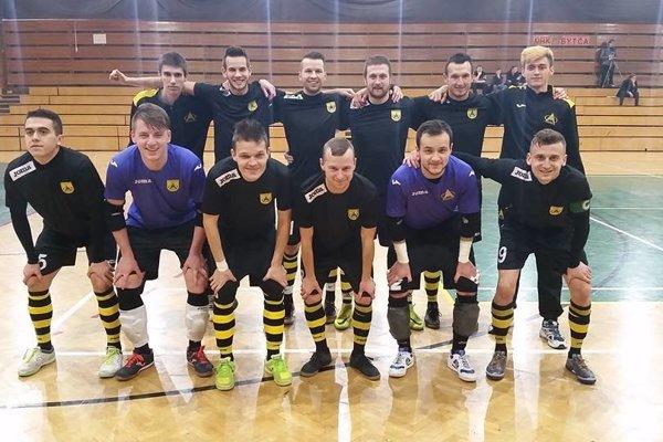 Žilinskí futsalisti si pripísali tretie víťazstvo v sezóne.