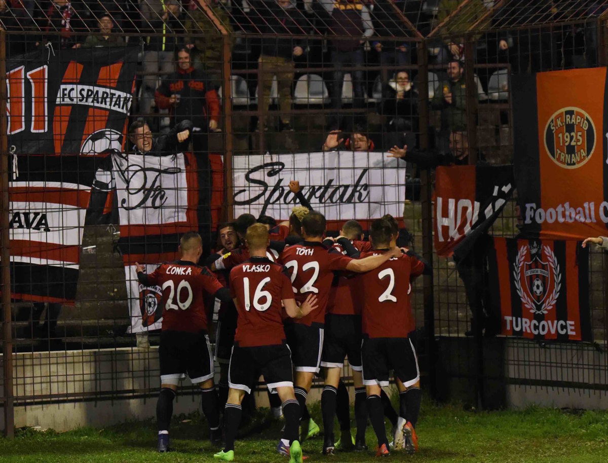 b3bc306a67 ONLINE  AS Trenčín - Spartak Trnava 1 2 (Fortuna liga) - Šport SME