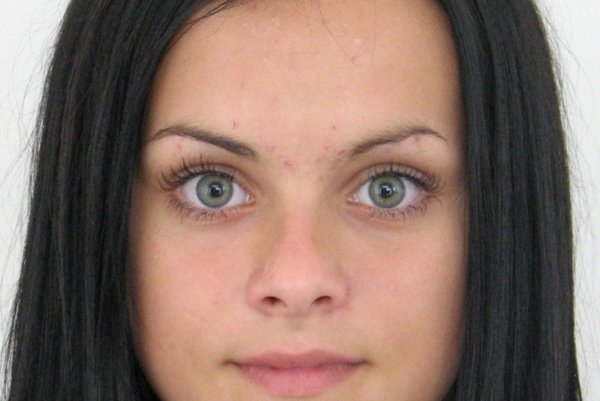 Hľadaná 17-ročná Lívia