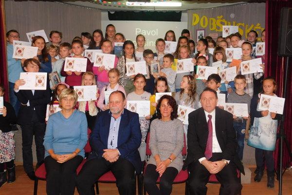 Ocenili 50 detí. Festival Dobšinského Košice má už 13 rokov.