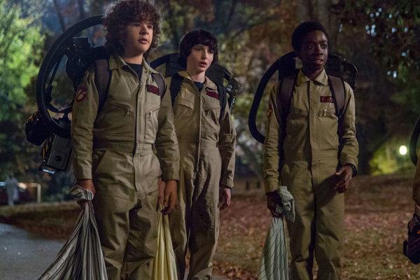 Detským hercom sa v Stranger Things darí oživiť aj nudnejšie momenty.