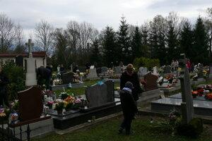 Na cintoríne v Beniciach III.