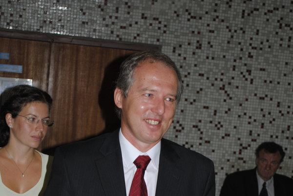 Miroslav Michalus.