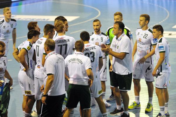 Cez víkend Prešov naprázdno neobíde. Vextralige totiž narazia oba tímy Tatrana na seba.