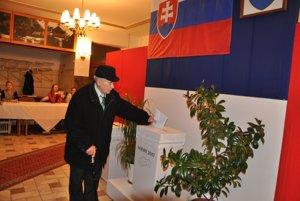 Michal Líška z Istebného má 95 rokov, doteraz nevynechal žiadne voľby.