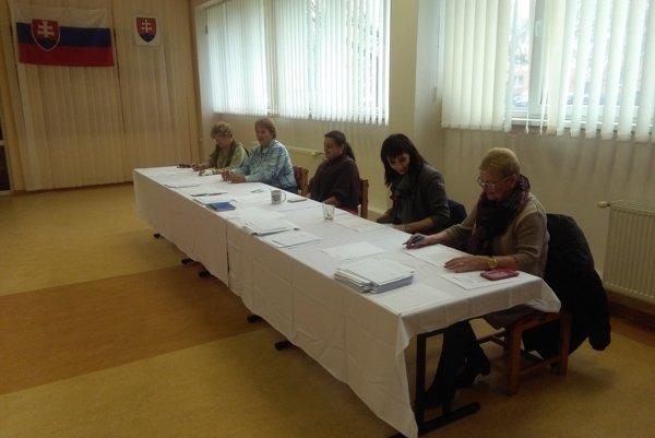 Voľby v Dome matice slovenskej v Liptovskom Mikuláši