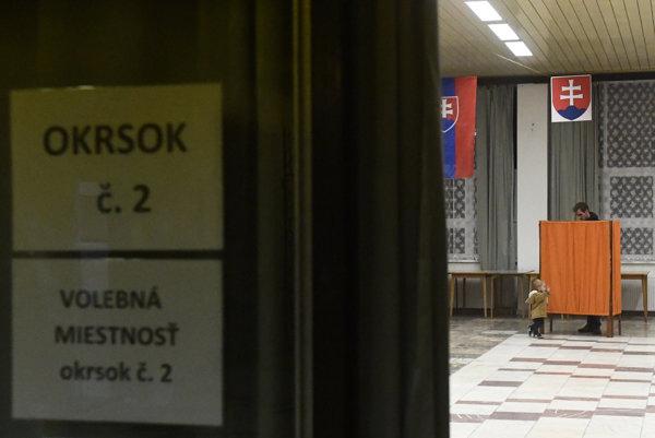 Voľby v troch obciach Horná Súča, Dolná Súča a Hrabovka v Trenčianskom okrese boli pre výpadok elektrického prúdu prerušené.