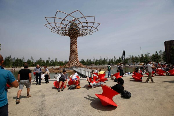 Svetová výstava Expo je tento rok v Miláne.