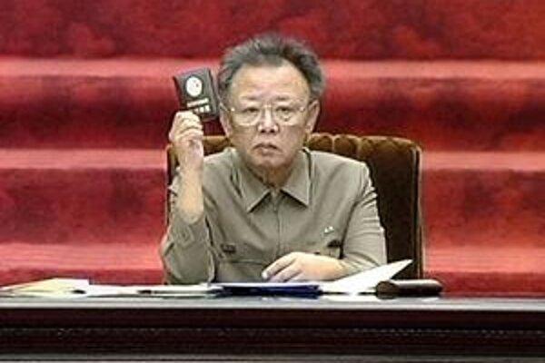 Severokórejský vodca sa naposledy ukázal pri parlamentnom hlasovaní v minulom roku. O jeho zdraví sa vedú špekulácie.