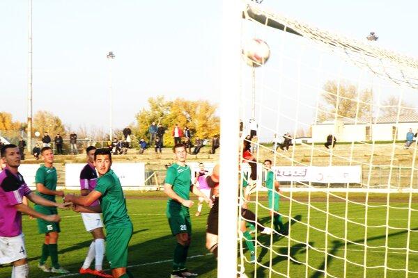 Tento krásny gól z kopačky Gorana Matiča prišiel už neskoro.
