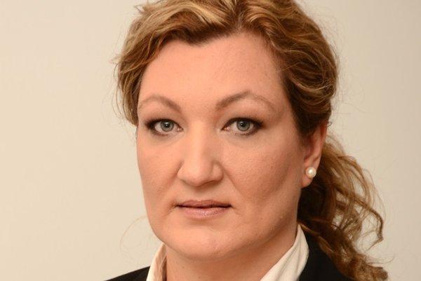 Hana Nováková, generálna riaditeľka Envi Pak.