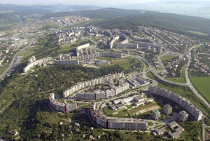 Košická Furča. Je dielom spolupráce urbanistov a architektov s pevnou koncepciou.
