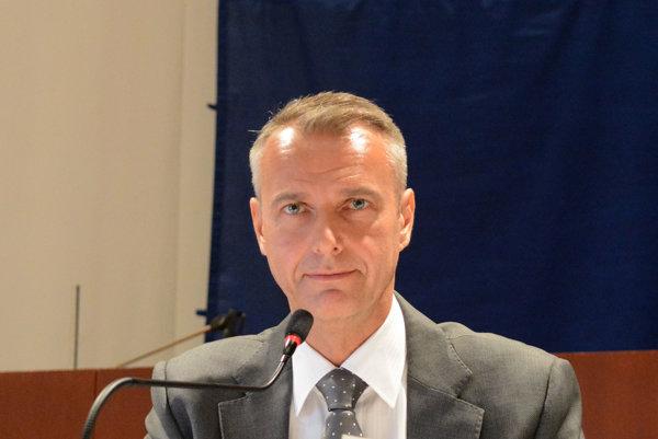Primátor Richard Raši.
