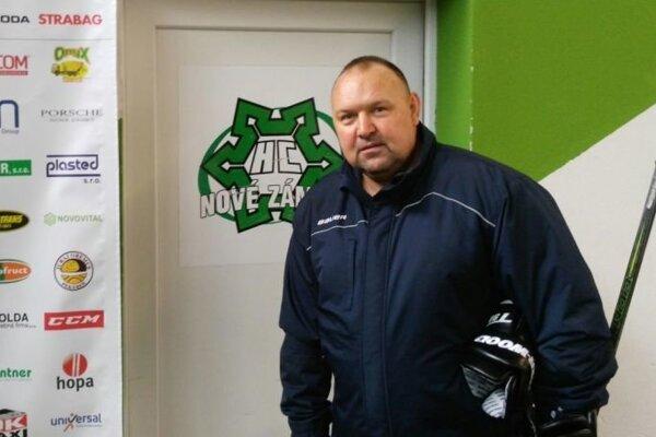 Ladislav Lubina po jednom z tréningov.