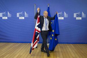 Británia by mala z Európskej únie vystúpiť koncom marca 2019.