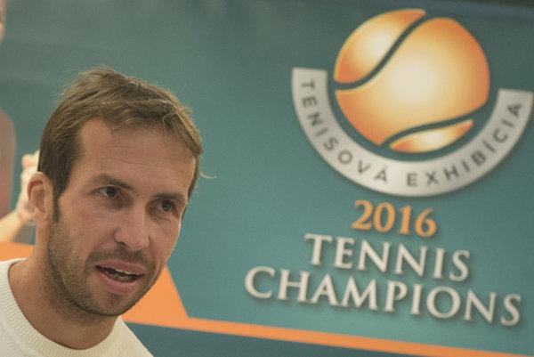 Český tenista Radek Štěpánek ukončil kariéru iba minulý týždeň.