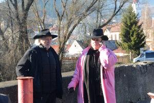 Juraj a Deana Jakubiskovci.