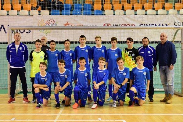 Výber ObFZ Nitra na kvalifikácii dominoval a bude mať ambície aj na hlavnom turnaji.