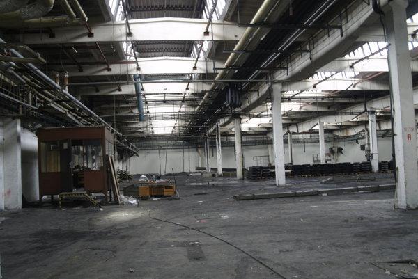 Do existujúceho priemyselného parku príde finančná injekcia.