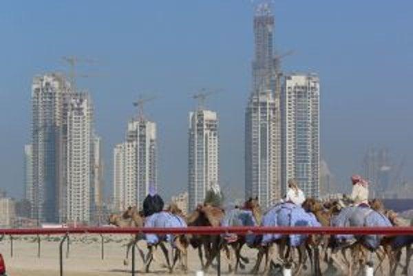 Najvyššia budova sveta - stále vo výstavbe.