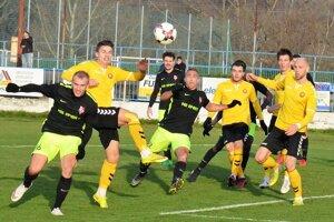 Futbalisti Serede zakončili jesennú časť úspešne.
