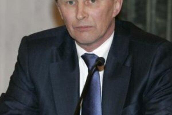 Prvý podpredseda ruskej vlády Sergej Ivanov.