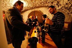 Ponuka vín z Portugalska.