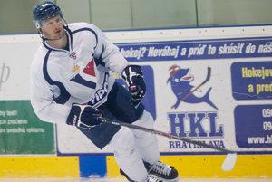 Milan Bartovič pôsobil aj v drese HC Slovan Bratislava.