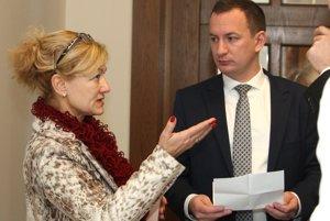 Poslanci Ľubica Laššáková a Jakub Gajdošík budú vo svojej poslaneckej práci pokračovať aj v novom zastupiteľstve.