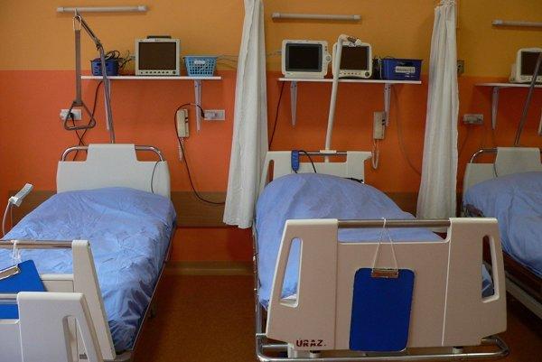Miestnosť pomôže pacientom po operácii.