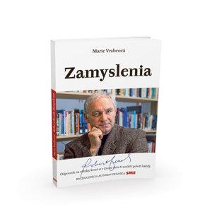 Kniha Róberta Bezáka v denníku SME