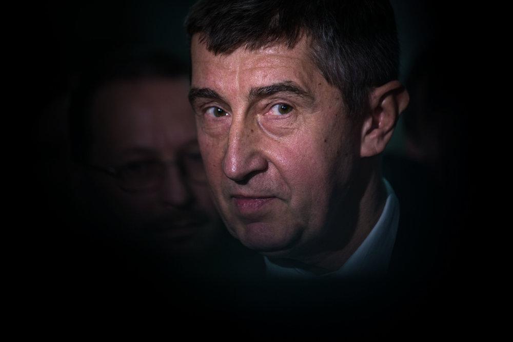 Oligarcha Andrej Babiš.
