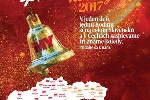 Slovensko spieva koledy 2017 - východ