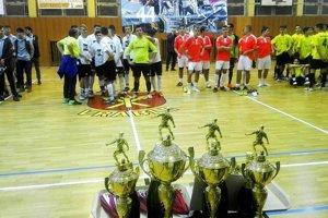 Športový klub Nevidzany usporiadal vo Vrábľoch špičkový turnaj dorastu za účasti 20 tímov.